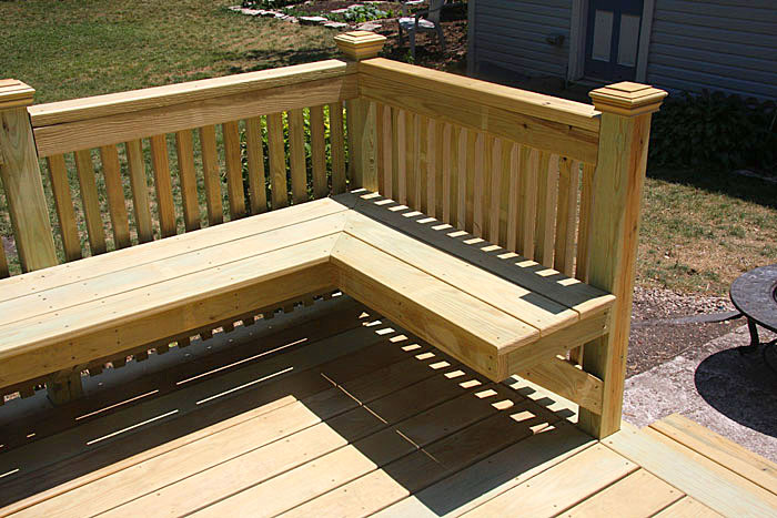 River Forest Deck