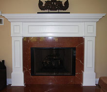 Hyde Park Mantel