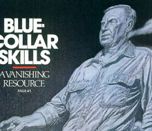 The Blue Collar Worker