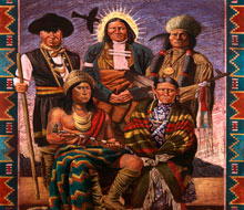 The Civilized Tribes